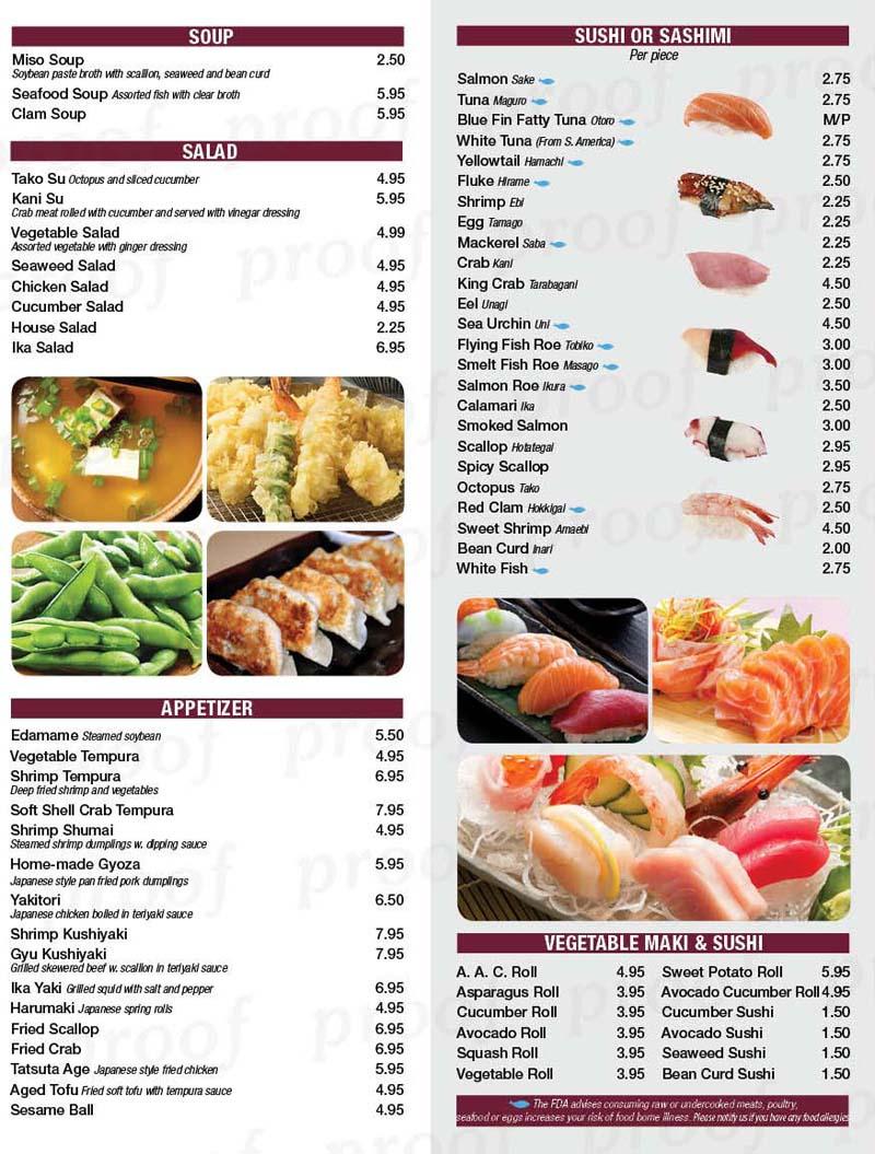 Sushi King Mchenry 2078 N Richmond Rd Mchenry Il 60051 Tel